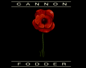 Cannon Fodder Amiga 01