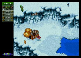 Cannon Fodder Amiga 20