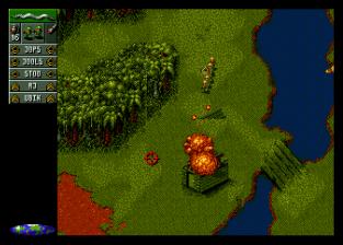 Cannon Fodder Amiga 31