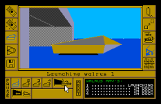 Carrier Command Atari ST 21