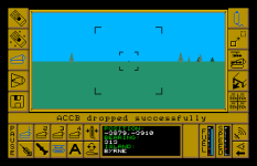 Carrier Command Atari ST 22