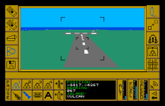 Carrier Command Atari ST 32