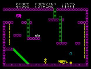 Chuckie Egg 2 ZX Spectrum 09