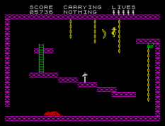 Chuckie Egg 2 ZX Spectrum 10