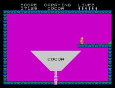 Chuckie Egg 2 ZX Spectrum 22