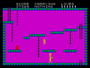 Chuckie Egg 2 ZX Spectrum 23