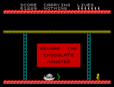 Chuckie Egg 2 ZX Spectrum 33