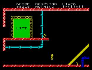 Chuckie Egg 2 ZX Spectrum 42