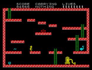 Chuckie Egg 2 ZX Spectrum 45