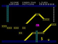Chuckie Egg 2 ZX Spectrum 55