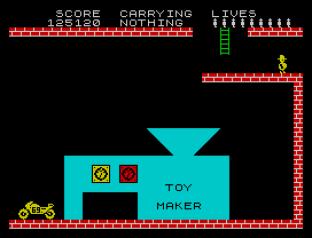 Chuckie Egg 2 ZX Spectrum 56