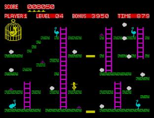 Chuckie Egg ZX Spectrum 10