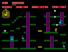 Chuckie Egg ZX Spectrum 11