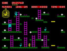 Chuckie Egg ZX Spectrum 12