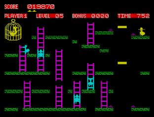 Chuckie Egg ZX Spectrum 13