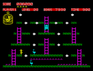 Chuckie Egg ZX Spectrum 21