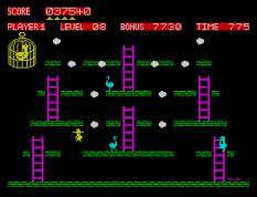 Chuckie Egg ZX Spectrum 22
