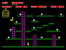 Chuckie Egg ZX Spectrum 23