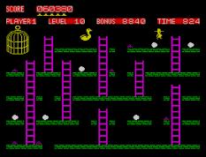 Chuckie Egg ZX Spectrum 27