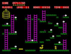 Chuckie Egg ZX Spectrum 28