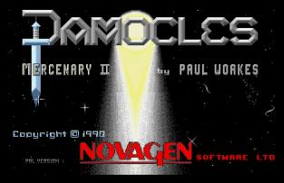 Damocles Atari ST 01