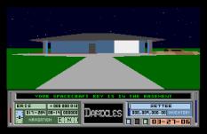 Damocles Atari ST 10