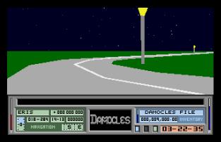 Damocles Atari ST 12