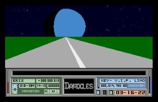 Damocles Atari ST 20