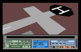Damocles Atari ST 31
