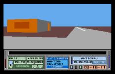 Damocles Atari ST 32