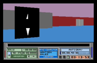 Damocles Atari ST 34