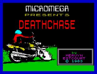 Deathchase ZX Spectrum 01