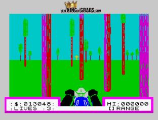 Deathchase ZX Spectrum 09