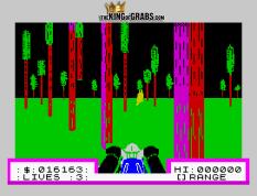 Deathchase ZX Spectrum 10