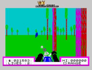 Deathchase ZX Spectrum 12