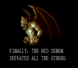 Demon's Crest SNES 004