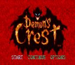 Demon's Crest SNES 008