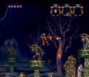 Demon's Crest SNES 020