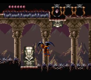 Demon's Crest SNES 045