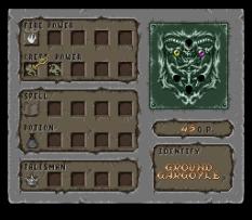 Demon's Crest SNES 088