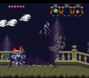 Demon's Crest SNES 097