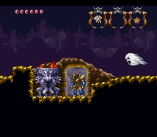 Demon's Crest SNES 100