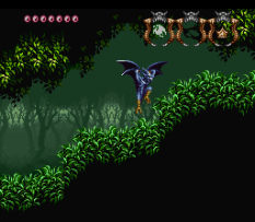 Demon's Crest SNES 154