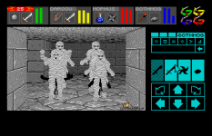 Dungeon Master Atari ST 10