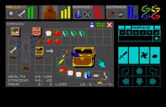Dungeon Master Atari ST 11