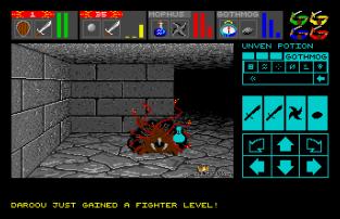 Dungeon Master Atari ST 12