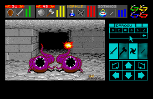 Dungeon Master Atari ST 20
