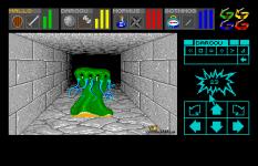 Dungeon Master Atari ST 21