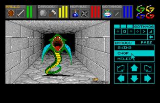 Dungeon Master Atari ST 23