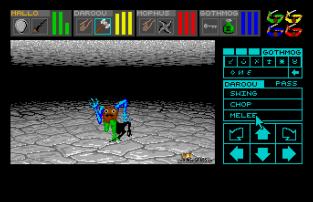 Dungeon Master Atari ST 34